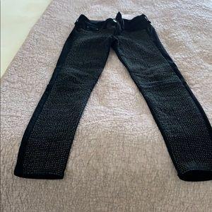 Rag bone beaded jeans!